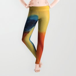 Sun radiation | Rayonnement de soleil Leggings
