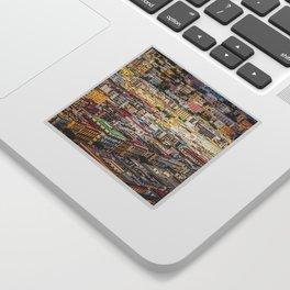 Bella Napoli Sticker