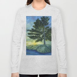 Let It Be by Teresa Thompson Long Sleeve T-shirt
