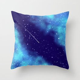 Way to the stars Throw Pillow