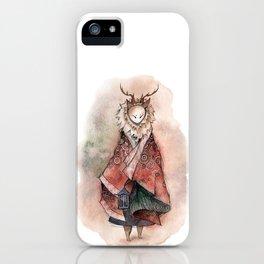 Dawn Keeper iPhone Case