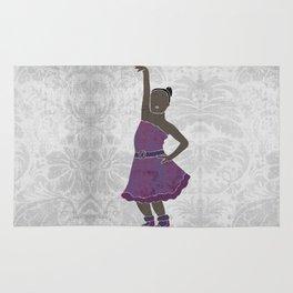 Children dancing 4 Rug