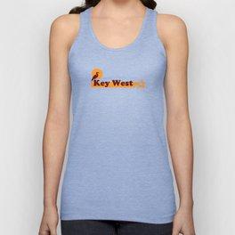 Key West - Florida. Unisex Tank Top
