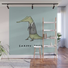 Snappy Dresser Wall Mural
