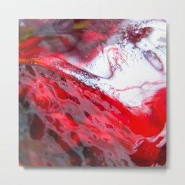 red cake Metal Print