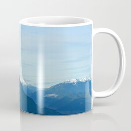 Over the Mountains Top Coffee Mug