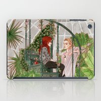 the mortal instruments iPad Cases featuring The Mortal Instruments by Naineuh