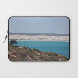 Distant Sacred Land on Nullarbor Laptop Sleeve