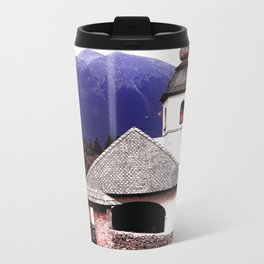 Chapel Metal Travel Mug