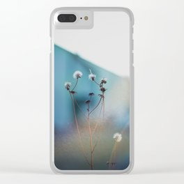 Simplicity at its best. Clear iPhone Case