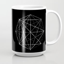 Octagon Diagonals Coffee Mug