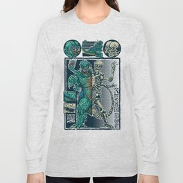 Kaiju Monster Long Sleeve T-shirt