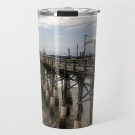 Cocoa Beach Pier Travel Mug