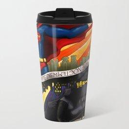 Carpe III Metal Travel Mug