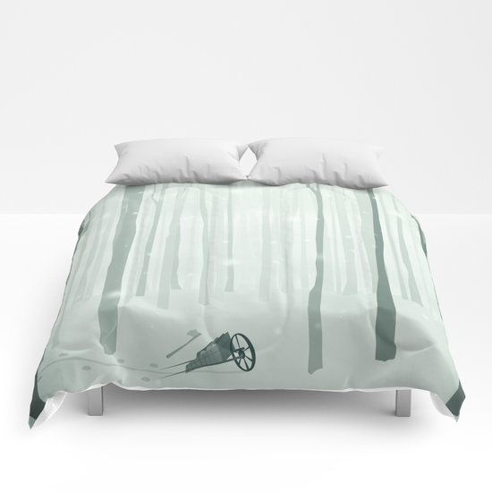 The Woodcutter Comforters
