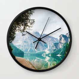 The Place To Be II Wall Clock