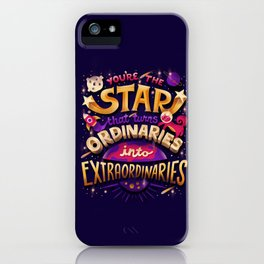 You're the Star iPhone Case