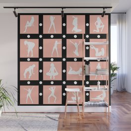 16 Acts Wall Mural