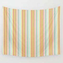 Striped Up Wall Tapestry