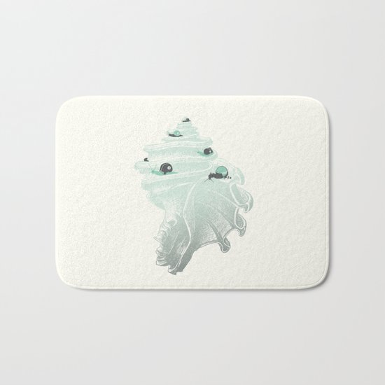 Race for the Prize Bath Mat