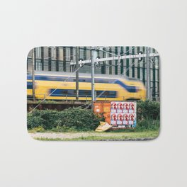 Commuter Train Bath Mat