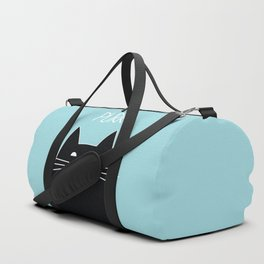 Purr Duffle Bag