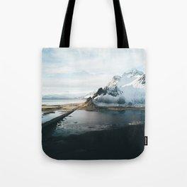 Iceland Adventures - Landscape Photography Tote Bag