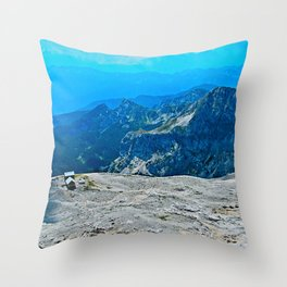 Up In The Sky No2 Throw Pillow