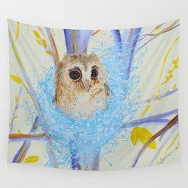 Nesting Tree Wall Tapestry