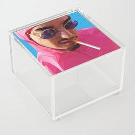 Pink Guy Acrylic Box
