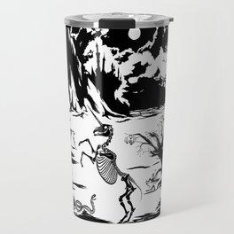 Last Unicorn, Fantasías Macabras Travel Mug