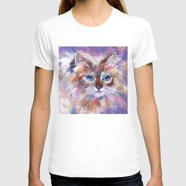Blue Eyed Birman T-shirt