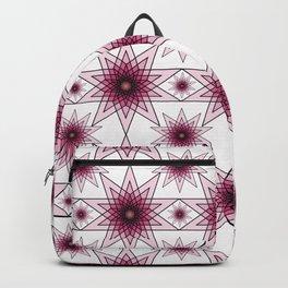 Double Pentagrams Backpack