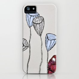 The Wood from the Trees iPhone Case