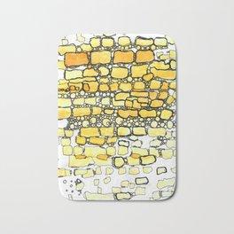 Follow The Yellow Brick Road Bath Mat