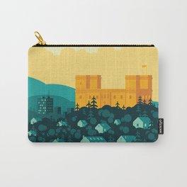 Golden castle Carry-All Pouch