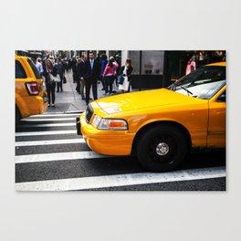NYC 09 Canvas Print