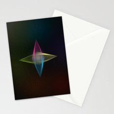 Geometrique 001 Stationery Cards