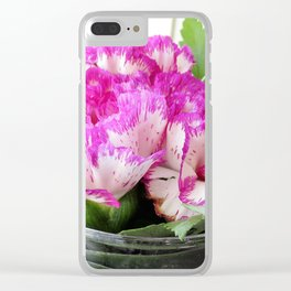 VietFlowers Clear iPhone Case