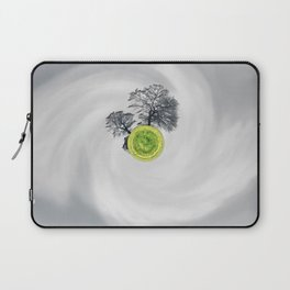 The Whirled Laptop Sleeve