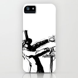 Maestro iPhone Case