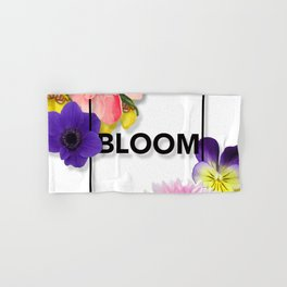 Bloom Hand & Bath Towel