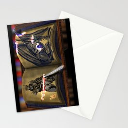 A Single Drop of Blood Stationery Cards