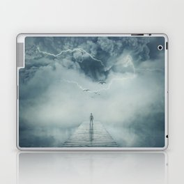 into the storm Laptop & iPad Skin