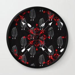 Hoof Wall Clock
