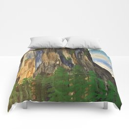 A climbers high Comforters