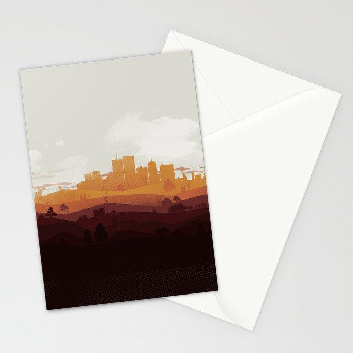 Daydream Stationery Cards