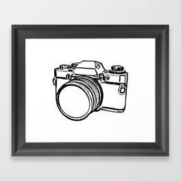 Camera 2 Framed Art Print