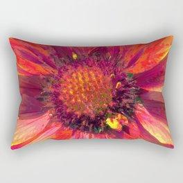 Extreme Indian Blanket Rectangular Pillow
