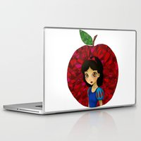 ruby Laptop & iPad Skins featuring Ruby. by Mickey Spectrum